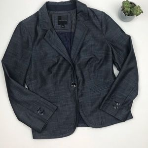THE LIMITED Navy Blue Single Button Blazer - NWOT